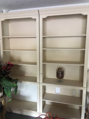 Tall Bookshelves for Sale in West Palm Beach, FL