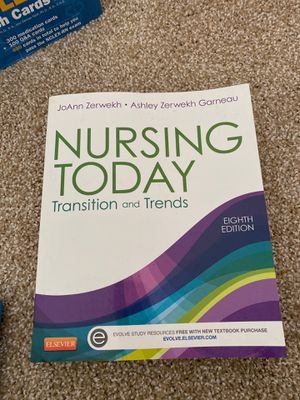 Nursing today 8th edition for Sale in Concord, NC