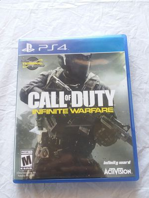 Call Of duty Infinite warfare ps4 for Sale in Surprise, AZ