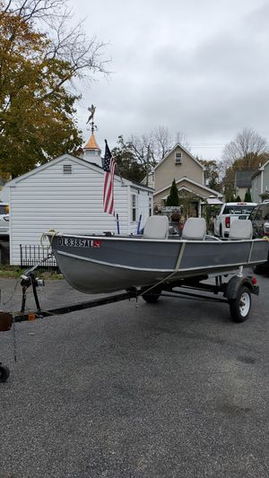 Boat with trailer for Sale in Camden, DE