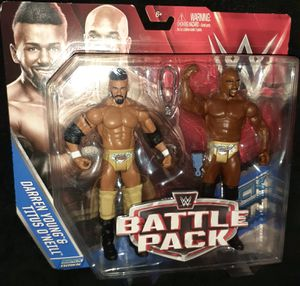 WWE Darren young and Tituss O'Neill for Sale in Upland, CA