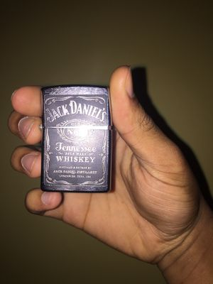 Jack Daniels zippo for Sale in Cleveland, OH