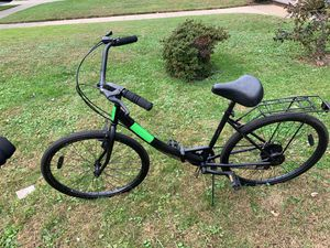 Folding city bike for Sale in Franklin Township, NJ