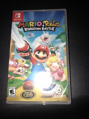 Mario + Rabbids Nintendo switch for Sale in Henderson, NV