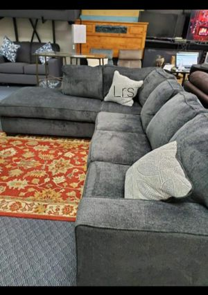 Brand New Gray LAF/RAF Living Room Sectionals, Sofas》Couches💥FREE DELIVERY for Sale in Houston, TX
