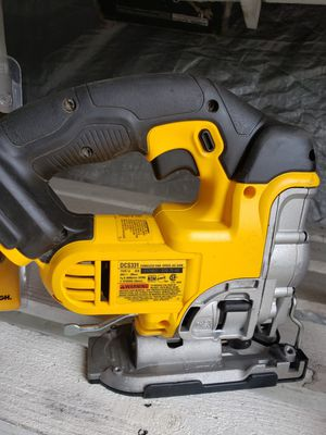 Dewalt Jig Saw (Tool-Only) for Sale in Columbus, OH