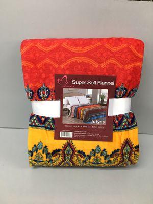 King size blanket brand new super soft for Sale in Salem, OR