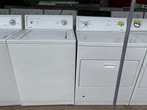 Kenmore washer and dryer for Sale in Bakersfield, CA