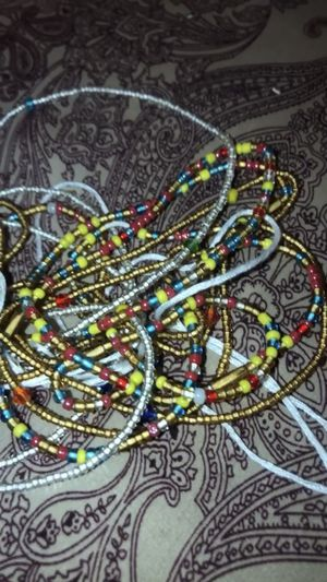 Ghanaian waist beads for Sale in Gaithersburg, MD