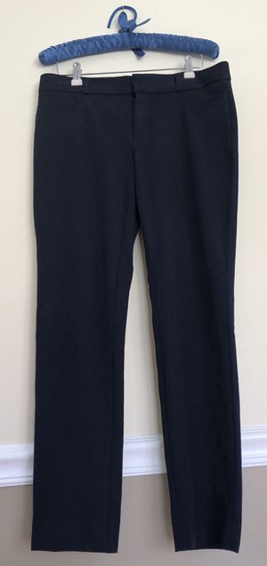 Banana Republic Sloan Navy pant, size 4 for Sale in Vienna, VA