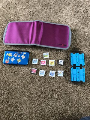 Nintendo 3DS and games and accessories for Sale in Lake Stevens, WA