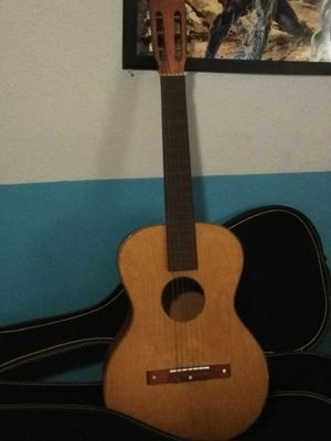 Acoustic Guitar with Case for Sale in Kissimmee, FL
