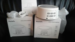 Mini White Noise Machine Portable, Soft White Noise Machine Suitable for Kids and Adults for Sale in Dover, DE