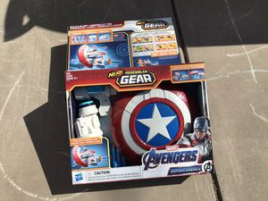 Brand New Marvels Avengers Captain America Assembler Gear for Sale in Mountain View, CA