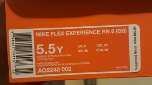 NIKE Flex Experience RN 8 for Sale in New York, NY
