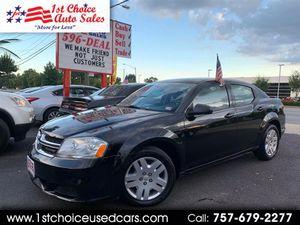2012 Dodge Avenger for Sale in Newport News, VA