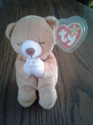"""1999 TY Beanie Babies """"Hope"""" for Sale in Tollhouse, CA"""