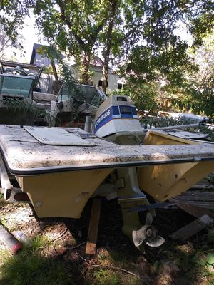 Needs TLC but trailer good for Sale in Houston, TX