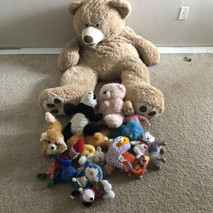 Teddy Bear And Soft Toys for Sale in Minneapolis, MN