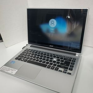 Acer Aspire Touchscreen Laptop Computer-- Intel Core i5-3337U, 6GB RAM, 500GB HDD, Windows 10 for Sale in San Diego, CA