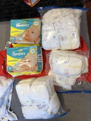 Newborn diapers for Sale in Colorado Springs, CO