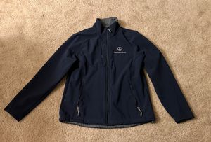 Mercedes Benz zip up jacket for Sale in Fife, WA