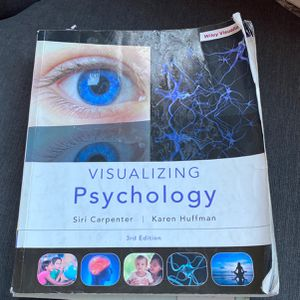 Visualizing Psychology 3rd Edition for Sale in Byron, CA