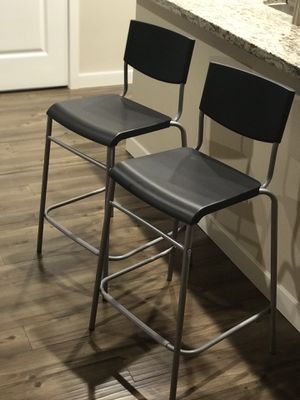 "IKEA bar stools 🌺 height24"" for Sale in Everett, WA"