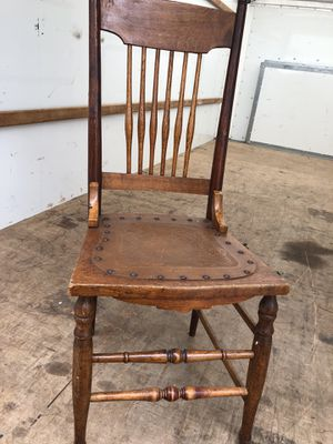 Set of 6 vintage chairs for Sale in Lutz, FL
