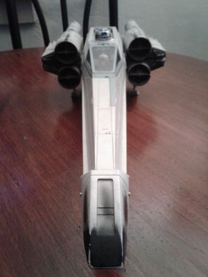 Vintage 1998 Hasbro Star Wars X WING FIGHTER Ship Lucasfilm for Sale in Everett, WA