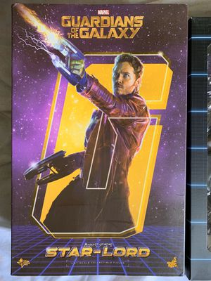 Star-Lord Guardians of the Galaxy Vol.1 Hot Toys for Sale in Los Angeles, CA
