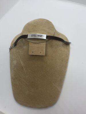 Lotus Inspirational Bracelet for Sale in Olympia, WA