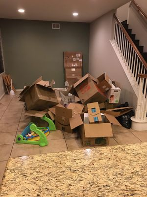 Free Boxes for Sale in Rancho Cucamonga, CA