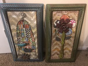 Wall decor for Sale in Conroe, TX