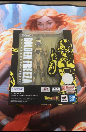 Golden Frieza SHFiguarts for Sale in Anaheim, CA