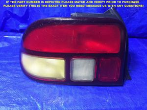 OEM 1994 1995 1996 FORD ASPIRE DRIVER LEFT TAIL LIGHT 94 95 96 L LH for Sale in Miami Gardens, FL