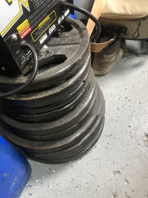 Full weight set for Sale in Hickory Hills, IL