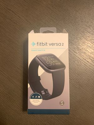 Fitbit versa 2 for Sale in Haddon Heights, NJ
