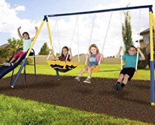 Swing Set With Slide NEW In BoX for Sale in Fort Lauderdale,  FL