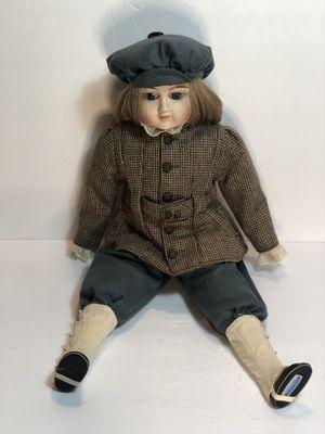 Antique Doll Gorham Vintage Porcelain for Sale in Chamblee, GA