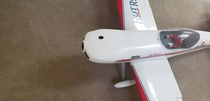 Gas remote plane no motor for Sale in Carver, MA