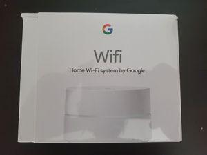 Google Wifi - 1 Pack - Mesh Router Wifi for Sale in Pittsburgh, PA