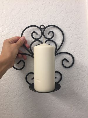 Two wall candle holders for Sale in Laguna Beach, CA