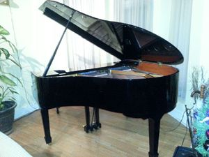 Henry F Miller baby grand piano for Sale in Baltimore, MD