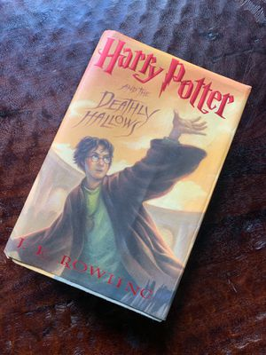 Harry Potter hardcover for Sale in Mokena, IL