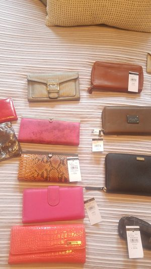 Kenneth Cole, Wilson Leather, Kate Spade wallets for Sale in Woodbridge, VA