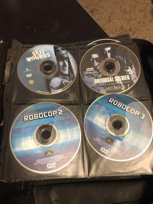 310 DVDS IN GOOD CONDITION / 310 PELÍCULAS EN BUENAS CONDICIONES for Sale in East Los Angeles, CA