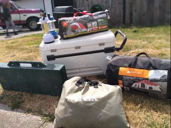 Camping equipment for Sale in Portland,  OR