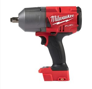 "Milwaukee Fuel 18 high torque 1/2"" Impact wrench for Sale in Beltsville, MD"