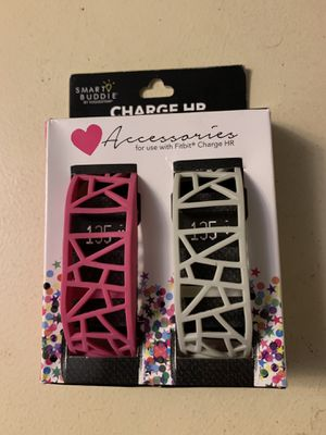 Charge HR Fitbit covers for Sale in Davenport, FL